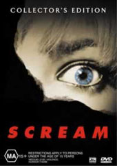Scream Collector's Edition on DVD