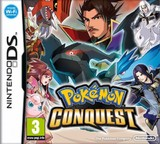 Pokemon Conquest for Nintendo DS