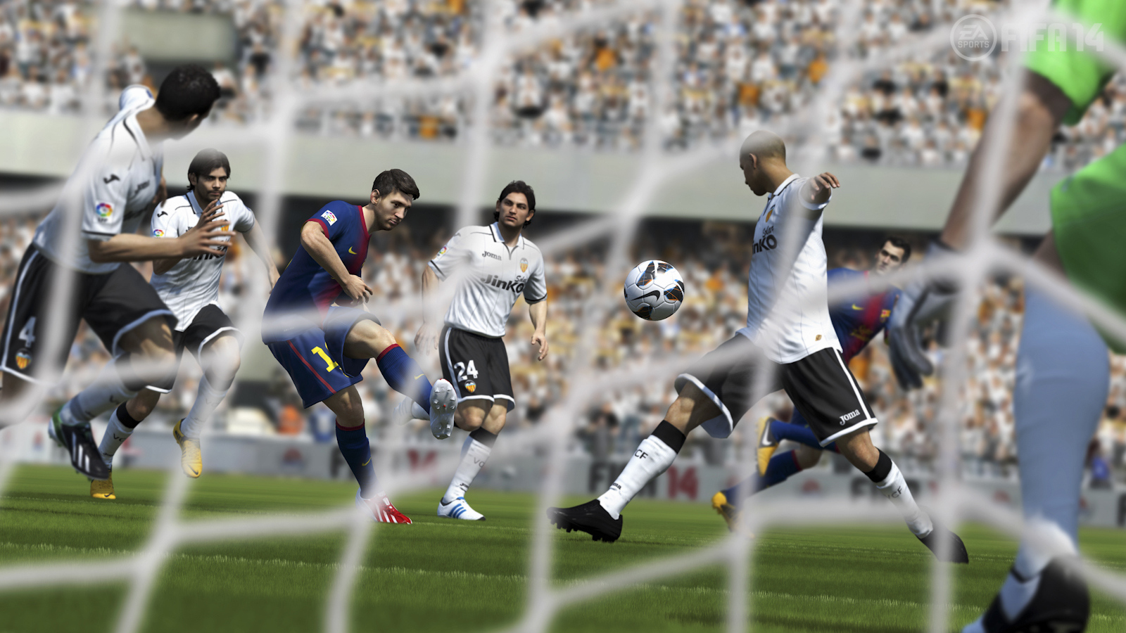 FIFA 14 for PS4 image