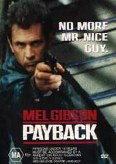 Payback on DVD