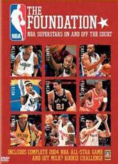 The Foundation - The NBA 2004 All-Stars on DVD