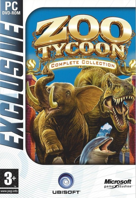 Zoo Tycoon: Complete Collection for PC Games