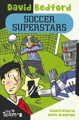 Soccer Superstars by David Bedford image