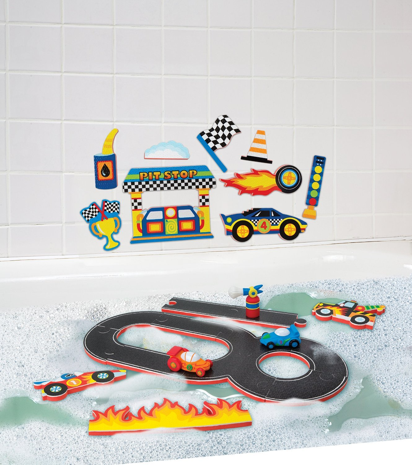 Alex: Rub a Dub - Tub Time Grand Prix image