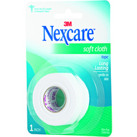 Nexcare Soft Cloth Tape (25mmX4.58m)