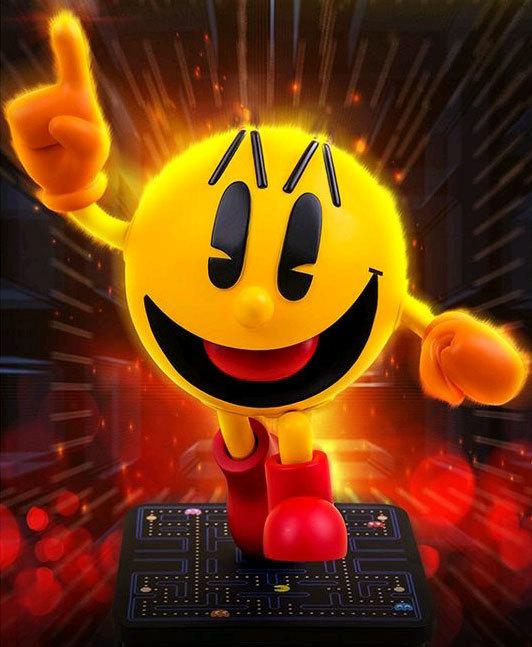 "Pac-Man - 17"" Statue image"