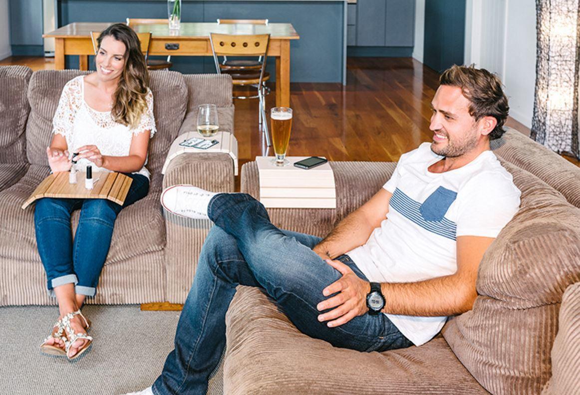 Surprising Slinky Sofa Table Natural Cjindustries Chair Design For Home Cjindustriesco