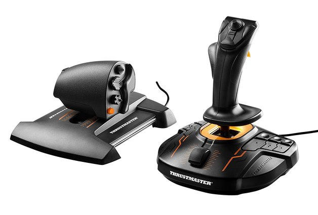 Thrustmaster T-16000M FCS HOTAS for PC