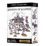 Warhammer Start Collecting! Daemons of Slaanesh