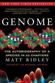 Genome by Matt Ridley