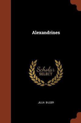 Alexandrines by Julia Bilger image