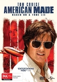 American Made on DVD