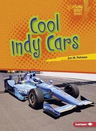 Lightning Bolt Awesome Rides Indy Cars by Jon Fishman