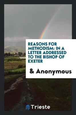 Reasons for Methodism by * Anonymous image