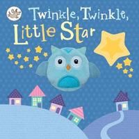 Little Me Twinkle, Twinkle, Little Star Finger Puppet Book by Parragon Books Ltd image