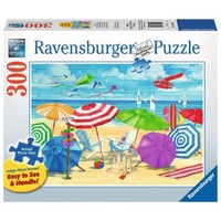 Ravensburger : At the Beach Puzzle Lge Format 300pc