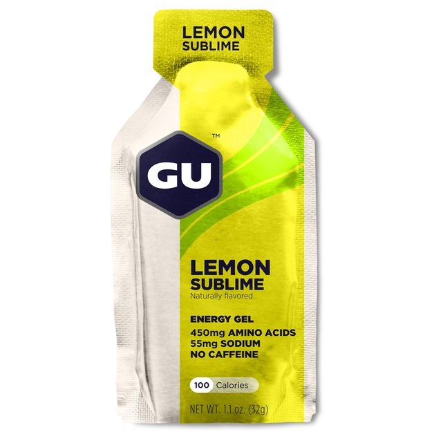 GU Energy Gel - Lemon Sublime (32g) Single Serve