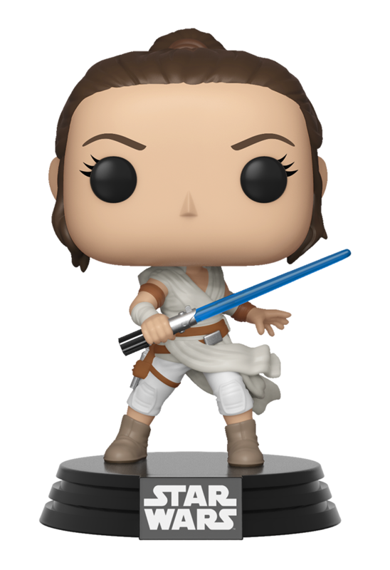 Star Wars: Rey (Ep.9) - Pop! Vinyl Figure