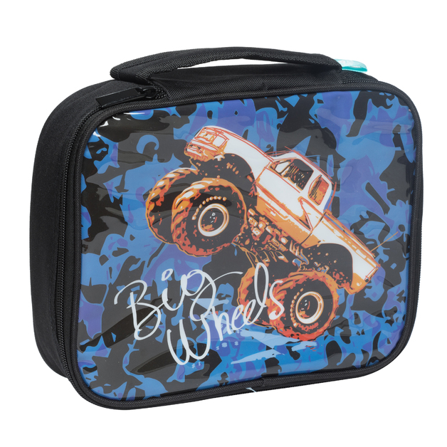 Spencil: Big Wheels II - Lunch Box