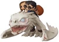 Harry Potter: Harry, Ron & Hermione (on Gringott's Dragon) - Pop! Ride Vinyl Figure