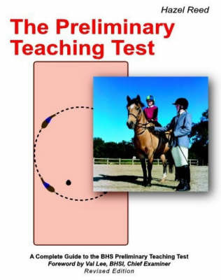 The Preliminary Teaching Test by Hazel Reed image
