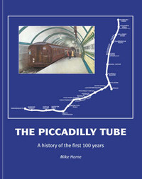 The Piccadilly Tube by Mike Horne image