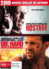 Hostage / Die Hard - With A Vengeance (2 Disc Set) on DVD