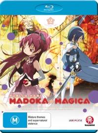Puella Magi Madoka Magica - Volume 2 on Blu-ray