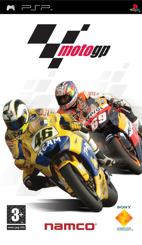 Moto GP for PSP