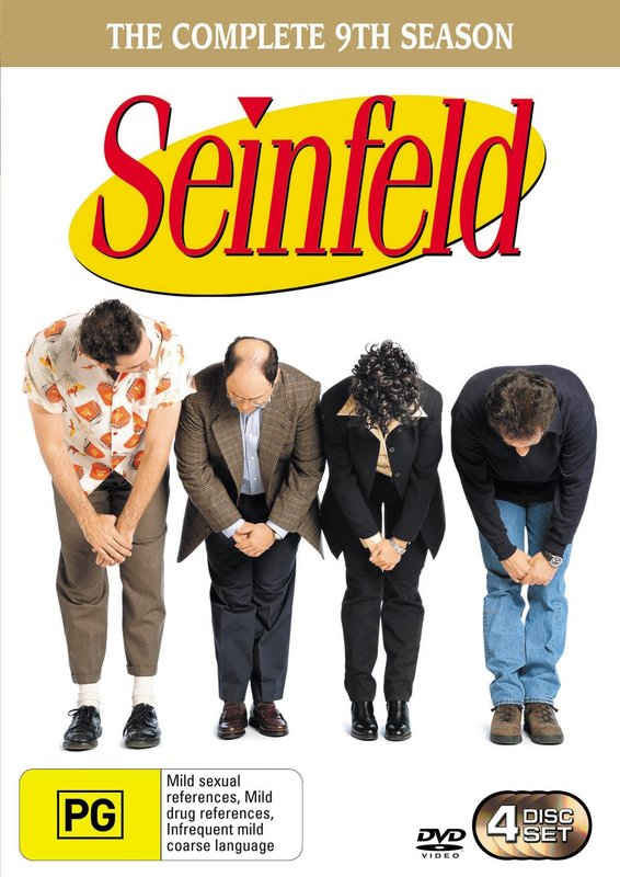 Seinfeld - The Complete 9th Season on DVD