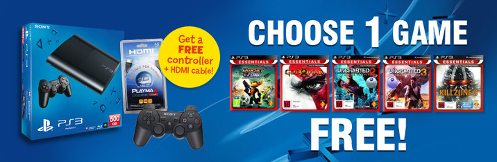 PS3 DEAL