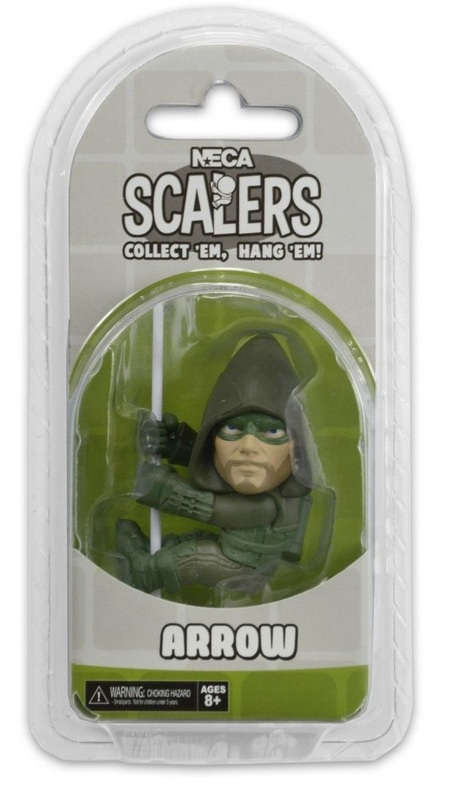 "Scalers: Arrow - 2"" Collectible Mini Figure"
