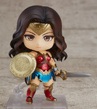 Nendoroid Wonder Woman: (Hero's Edition) - Articulated Figure