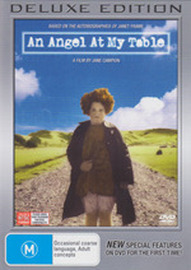 An Angel at My Table on DVD image