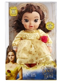 Beauty and the Beast - Baby Belle Doll