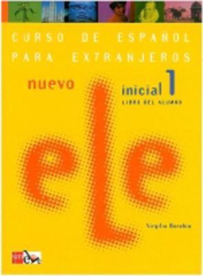 ELE Inicial 1libro Del Alumno Con by Virgilio Borobio Carrera image