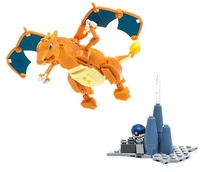 Mega Construx: Pokemon Playset - Charizard