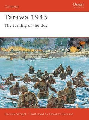 Tarawa 1943 by Derrick Wright image