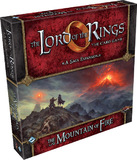 Lord of the Rings LCG: The Mountain of Fire - Expansion Set