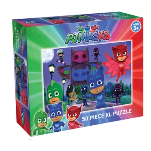 Holdson: PJ Masks - We Saved The Day 50 Piece XL Puzzle