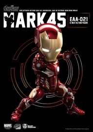 Marvel: Iron Man (Mark XLV) - Egg Attack Action Figure