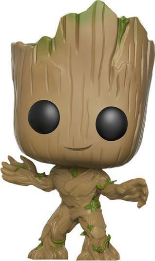 "Guardians of the Galaxy: Vol. 2 - Baby Groot 10"" Life-Size US Exclusive Pop! Vinyl Figure image"
