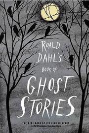 Roald Dahl's Book of Ghost Stories by Roald Dahl image