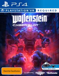 Wolfenstein Cyberpilot VR for PS4