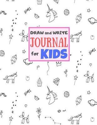 Draw and Write Journal for Kids by Guadalupe Medina Crafts