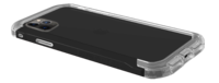 Element: Case Rail iPhone 11 Pro Max - Clear/Solid Black