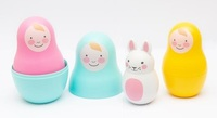 Rosa & Bo: Nesting Babies - Rainbow