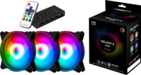 120mm Xigmatek Galaxy II Essential ARGB 3 Fan Kit