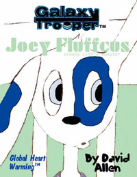 Joey Fluffcus by David Allen