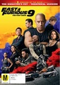 Fast & Furious 9 on DVD